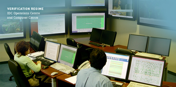 Page 1 - Operations Centre and Computer Centre: CTBTO ...
