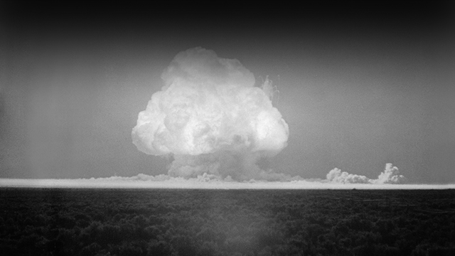 16 july 1945   trinity world s first nuclear test